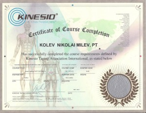 Kinesio Taping Association International_KT1&KT2